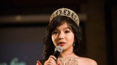 ¿Por qué Miss Mundo intentó silenciar la voz de esta reina de la belleza?