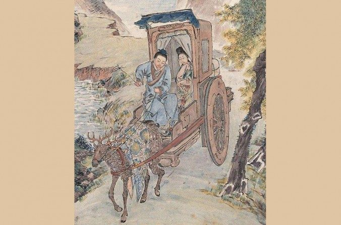 Historias de la antigua China: El mágico encuentro de Bao Xuan