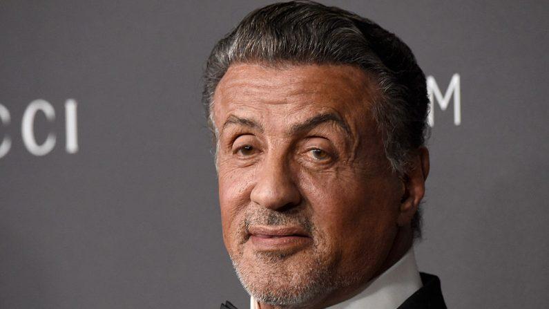 Sylvester Stallone estaría en más películas de Marvel (foto Frazer Harrison/Getty Images)