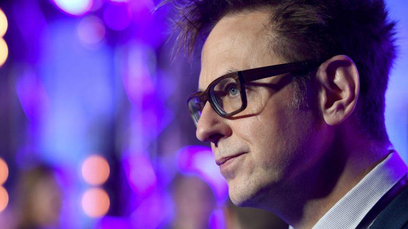 Entrevista a James Gunn, director de 'Guardianes de la Galaxia 2 y tres de sus actores (foto Ian Gavan/Getty Images)