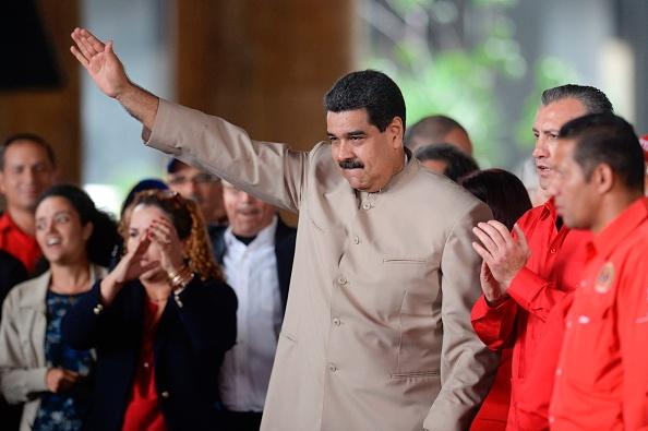 El presidente venezolano, Nicolás Maduro. (Foto: FEDERICO PARRA/AFP/Getty Images)