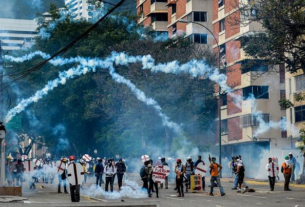 (Foto: FEDERICO PARRA/AFP/Getty Images)