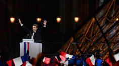 Así felicitó Donald Trump al nuevo presidente de Francia