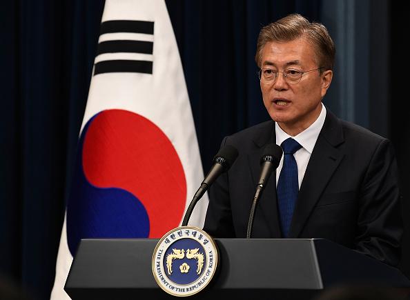 (Foto: Kim Min-Hee-Pool/Getty Images)