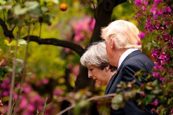 (Foto: JONATHAN ERNST/AFP/Getty Images)
