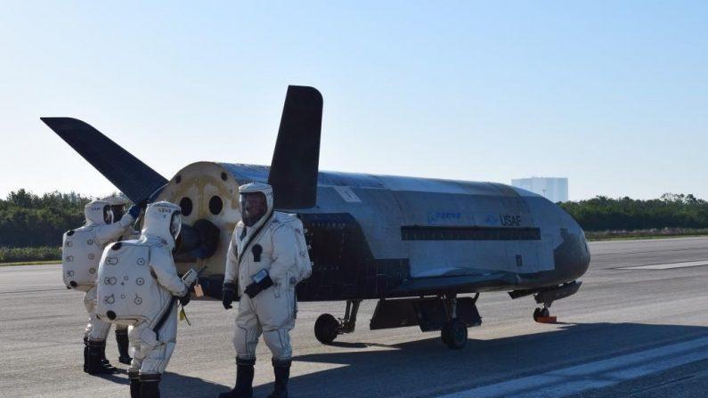 La nave más enigmática de Estados Unidos regresa a la Tierra luego de cumplir su misión secreta (Video)