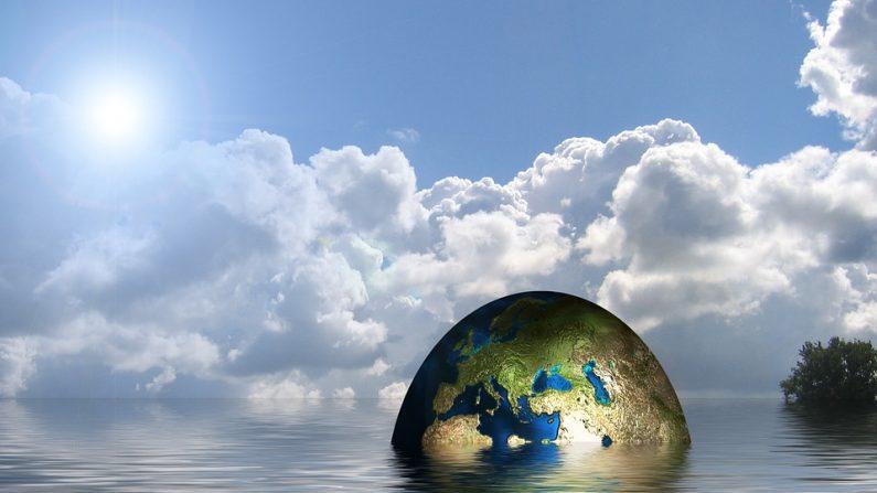 Para el año 2100, el calentamiento global elevará el nivel de los océanos hasta 2.5 metros (Foto Pixabay)