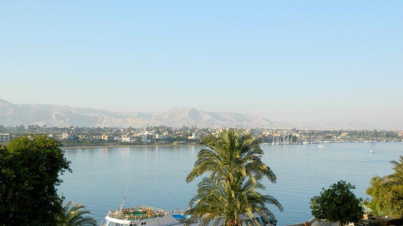 El Nilo se vuelve impredecible por cambio climático (foto Pixabay)