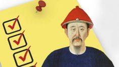 """""""Trabajar menos, jugar más"""" y otros sabios consejos de un emperador chino"""