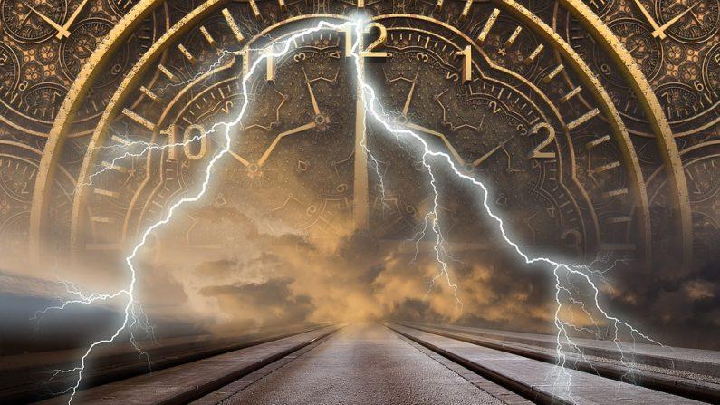 Viajes en el tiempo.   Imagen ilustrativa. (Pixabay)