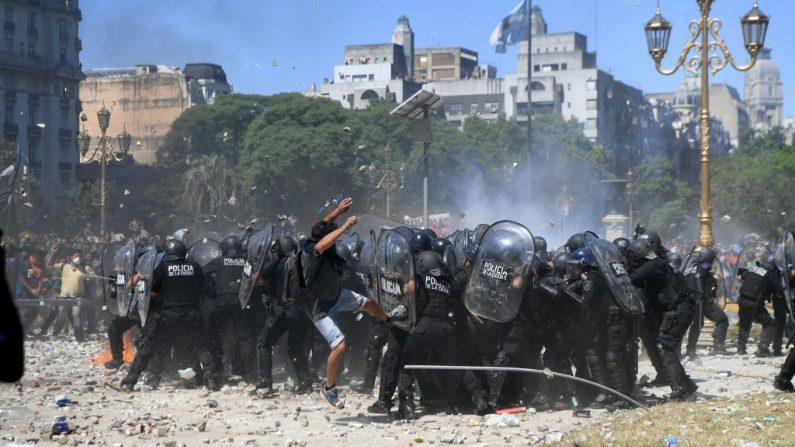 (EITAN ABRAMOVICH/AFP/Gety Images)