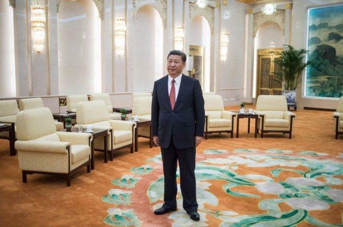 Xi Jinping ha reemplazado a muchos altos oficiales del aparato de seguridad nacional. (FRED DUFOUR/AFP/Getty Images)
