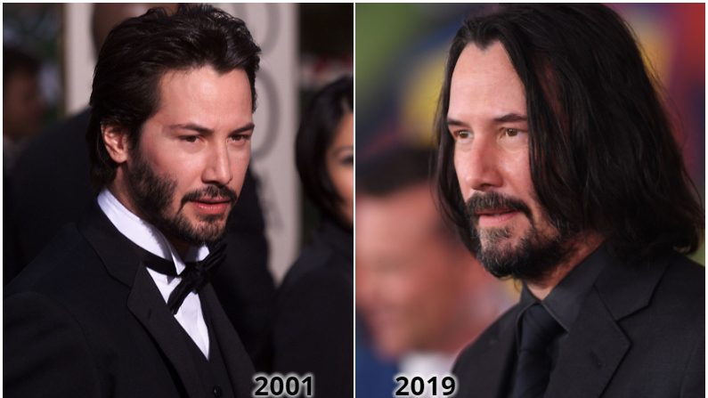 Keanu Reeves. (Crédito: Kevin Winter/Getty Images | VALERIE MACON/AFP/Getty Images)