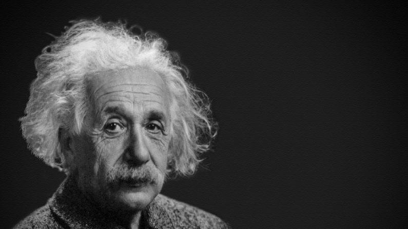 Albert Einstein. Foto: Pixabay.