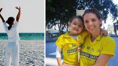 """""""Practicar Falun Dafa me dio buena salud y confianza en mí misma"""""""