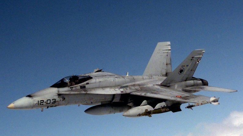 bombardero estadounidense (Wikimedia Commons).