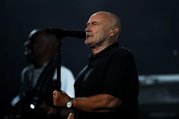 Phil Collins. Foto: Elsa/Getty Images.