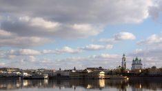 ASTRAKHAN, donde el Volga muestra todo su esplendor