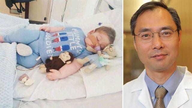 Una luz de esperanza para el bebé Charlie Gard: Médico de EE.UU. probará tratamiento experimental