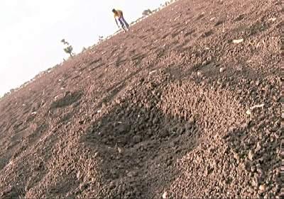 ¿Aliens? Gigantescas huellas atemorizan a aldeanos en la India