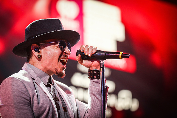 Chester Bennington. Foto: Rich Fury/Getty Images for iHeartMedia.