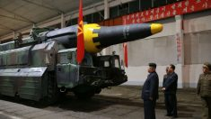 Controlando Corea del Norte, con características chinas