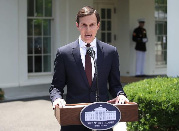 Jared Kushner (Foto: Mark Wilson/Getty Images).