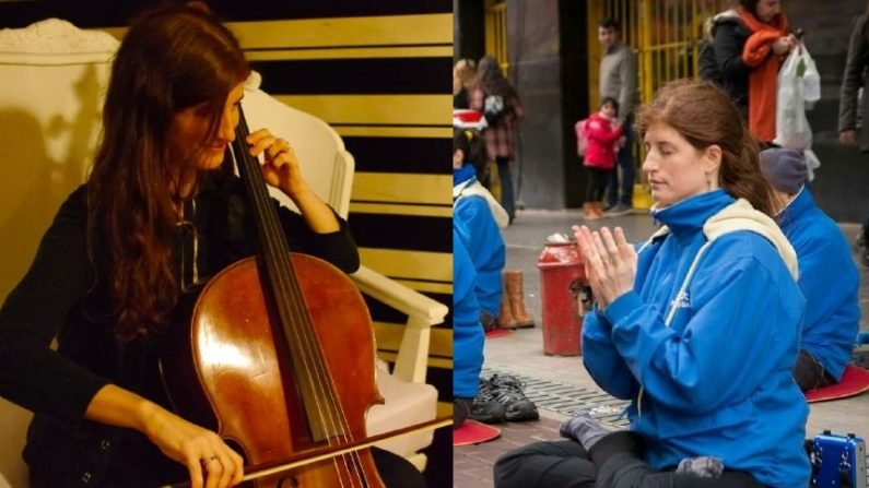 Pensó que no podría volver a tocar el violoncello, hasta que ocurrió un milagro
