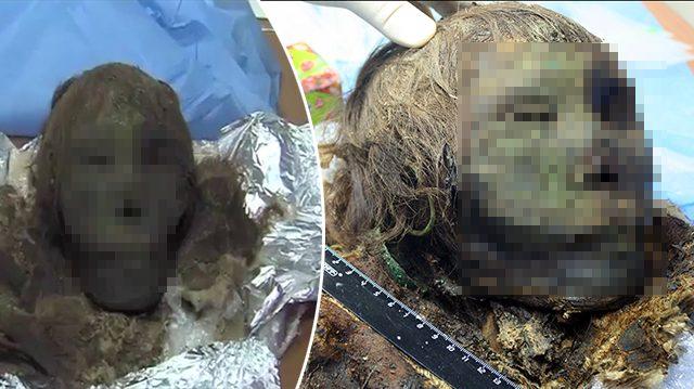 """Momia de 900 años conocida como la """"princesa polar"""" hallada en magnífico estado"""