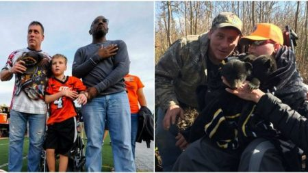 Hombre ayuda a su pequeño de 10 años con cáncer a cumplir sus sueños antes de morir