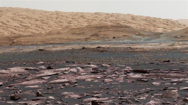 Científicos descubren 2 importantes evidencias de vida en Marte con la ayuda de un espectrómetro y la ChemCam a bordo de la nave Curiosity. (Imagen: NASA/JLP-CALTECH/MSSS)
