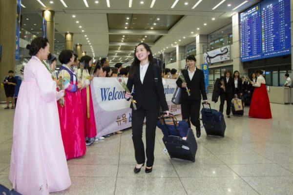 Orquesta Sinfónica de Shen Yun es recibida por entusiastas admiradores en Corea del Sur