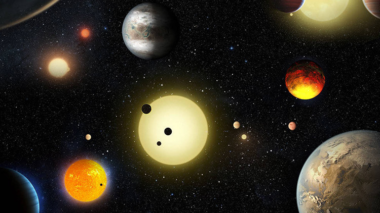 Imagen ilustrativa NASA