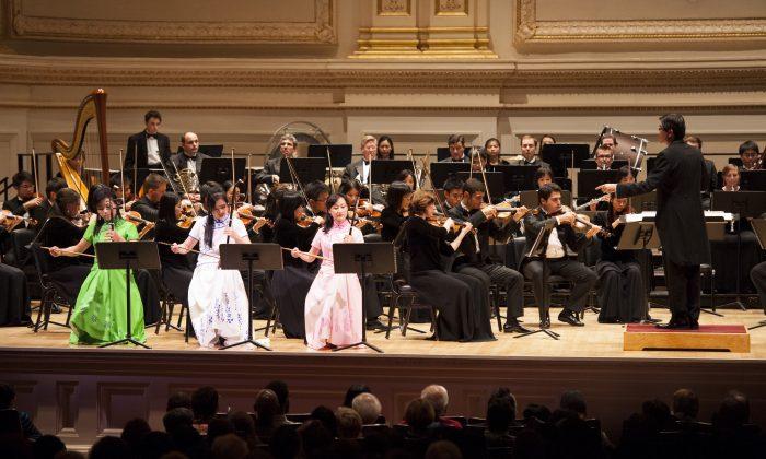 La Orquesta Shen Yun y el poder de la música para sanar