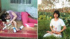 Joven estudiante atormentada por una enfermedad terminal logra una recuperación increíble meditando
