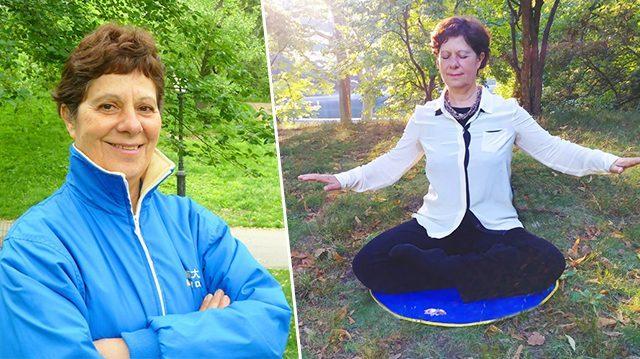 Nadia Ghattas es una profesional de bienes raíces en Manhattan. Ella es una practicante de Falun Dafa que ha disfrutado de esta antigua práctica de cultivación china durante 18 años | Cortesía de Nadia Ghattas.