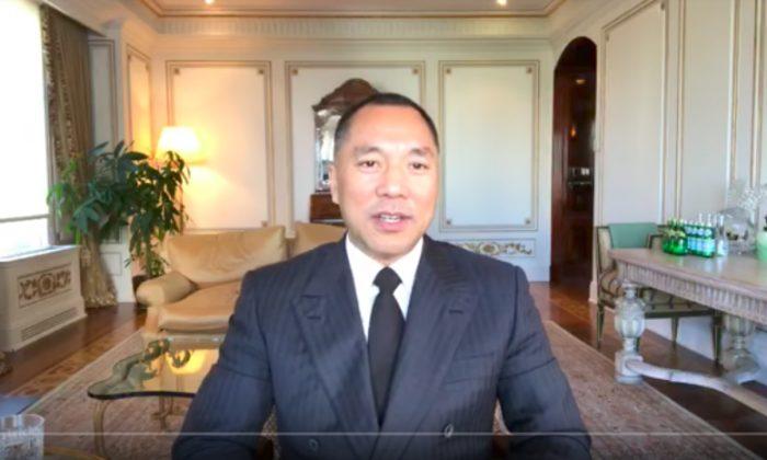 Multimillonario Guo Wengui acusa por sustracción forzada de órganos a altos funcionarios de China