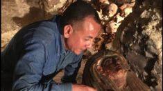 Asombrosas imágenes del último descubrimiento en tumba egipcia de 3500 años