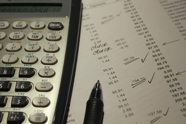 Balances financieros