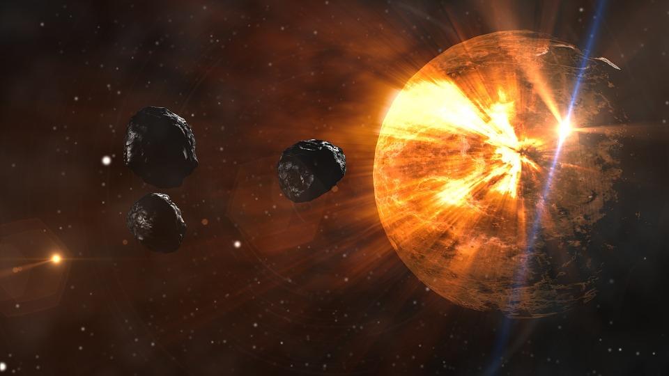 NASA presenta plan de Emergencia para prevenir impactos de asteroides