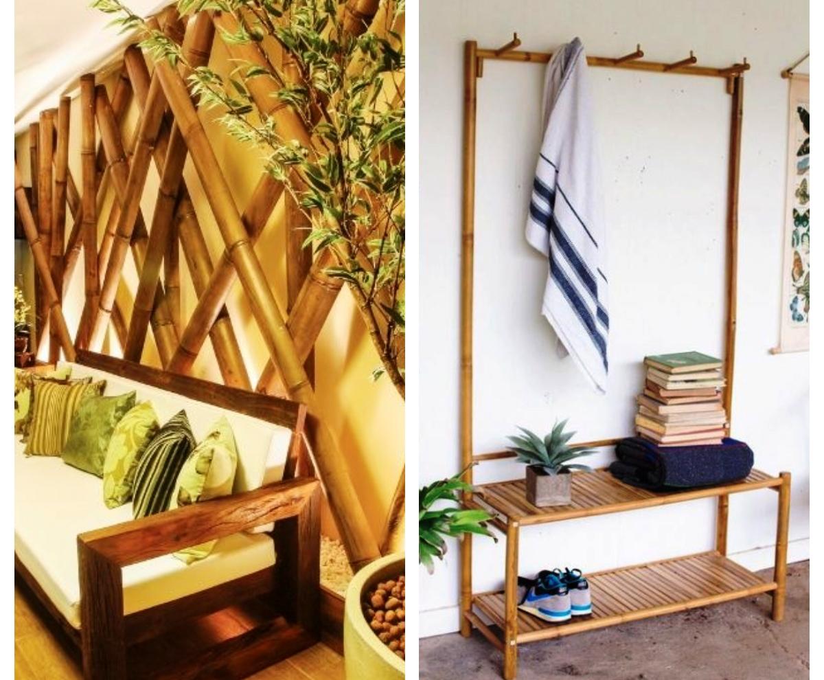 15 sorprendentes y relajantes decoraciones de bamb para for Decoraciones para tu hogar