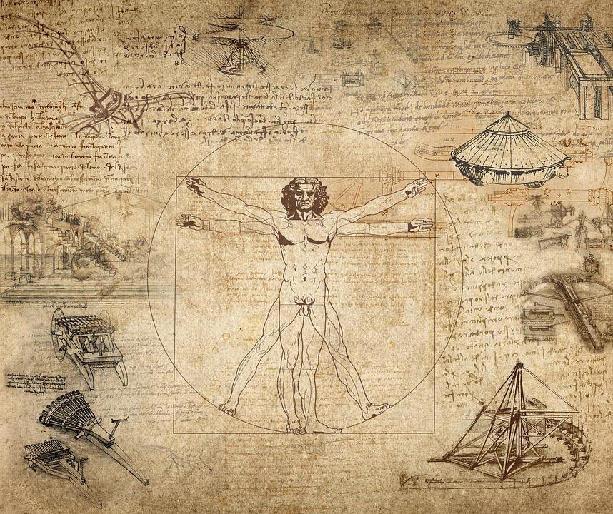 Los increíbles cuadernos de Leonardo Da Vinci ahora se pueden explorar en línea