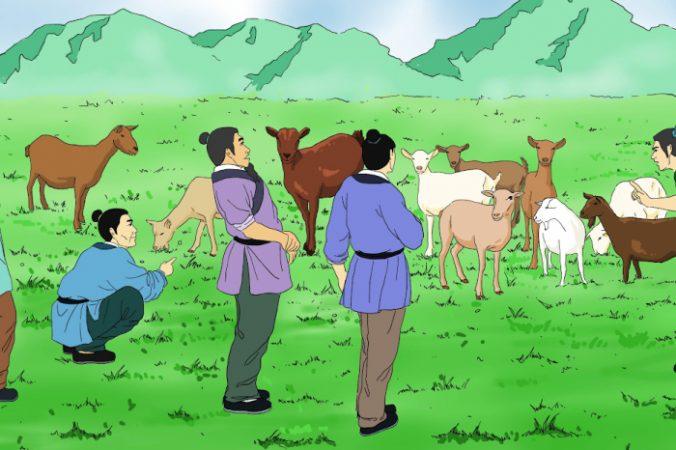 Cómo manejar un conflicto al estilo de un antiguo emperador chino
