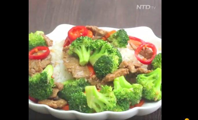 Carne con brócoli: una receta deliciosa