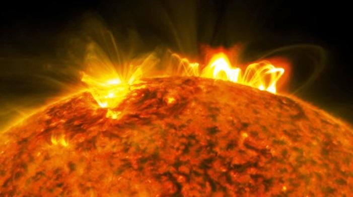 """""""Terremoto"""" en el Sol afectó las comunicaciones y las señales GPS de la Tierra"""