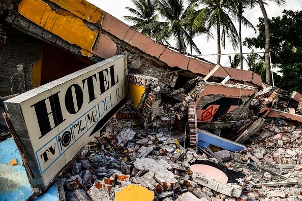 Aumentan a 90 los fallecidos por sismo en México