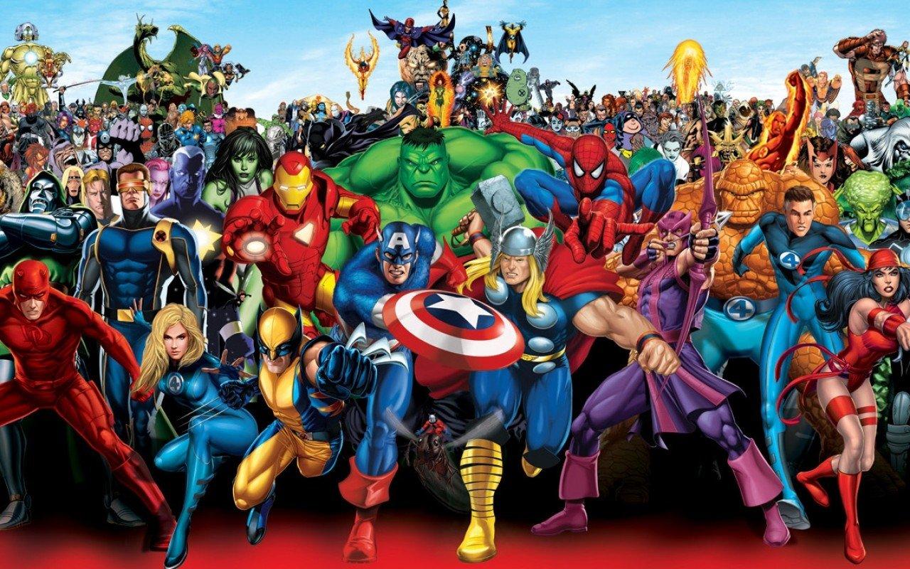 Los juegos Marvel se despiden de las tragaperras