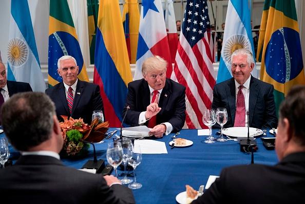 Foto: BRENDAN SMIALOWSKI/AFP/Getty Images.