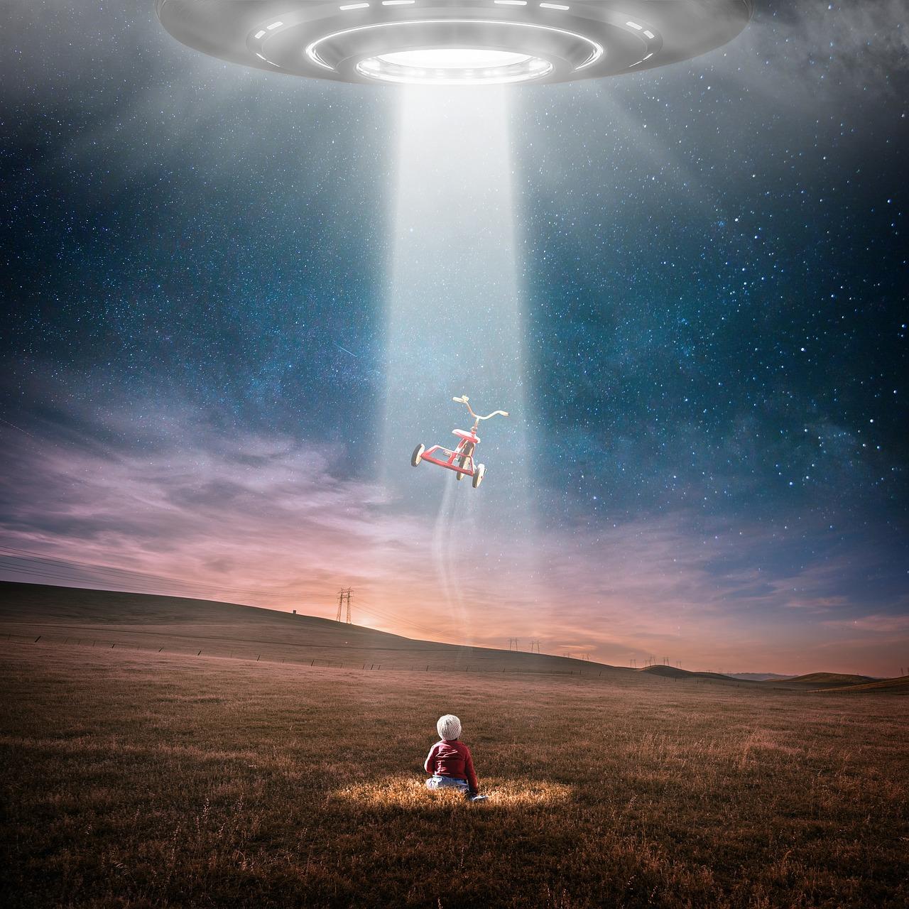 Un documento desclasificado del FBI, revela que poseen información sobre la existencia de extraterrestres desde hace décadas. ¿Qué dicen estos documentos? (Pixabay)