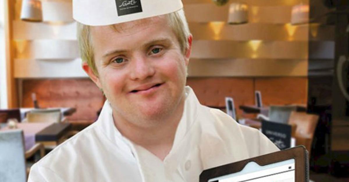 Universo Santi: el especial restaurant que será atendido por personas discapacitadas